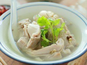 Pig Stomach Soup