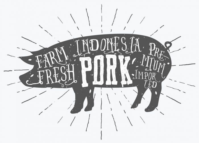 Farm Fresh Indonesia premium imported pork